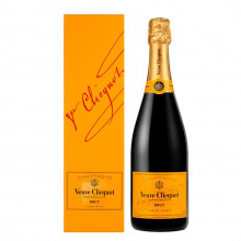 Champagne Veuve Clicquot Yellow Label 1 Estuche X 750ml