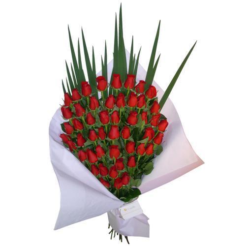 El mejor Ramo de Rosas Rojas , Envio de Flores Rosas