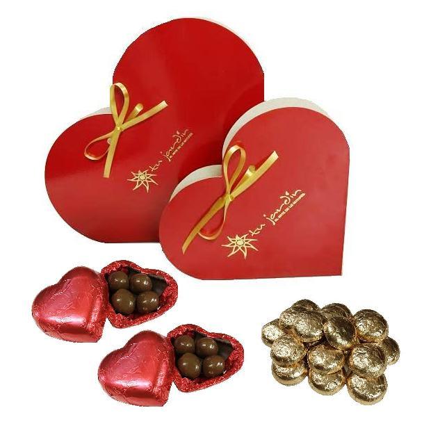 bombones , san valentin , chocolates enamorados