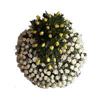 Envio de Coronas de flores