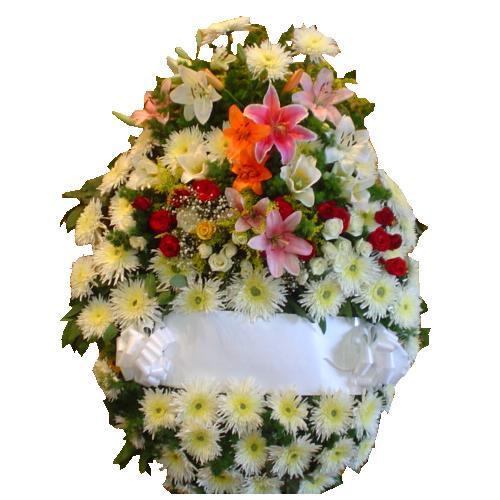 coronas para condolencias