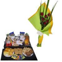 desayunos + flores