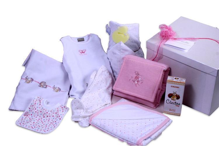 Ajuares para Nacimientos bebes 018