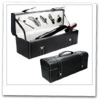accesorios para vinos , vinos , champagne con su logo , marca regalos empresariales tu jardin
