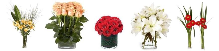 arreglos florales centros de mesa para fiestas y eventos